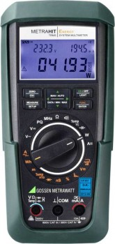 Metrahit Energy M249A digitales TRMS Multimeter mit Leistungsmessung