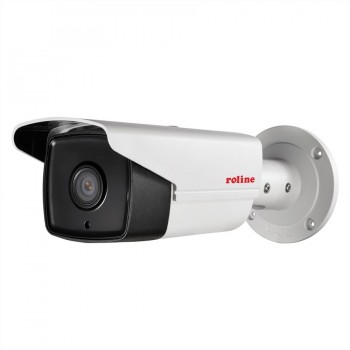 Netzwerkkamera  RBOF5-1, 5 MPx Fix Bullet IP Cam, 5MP, IR LED, PoE, 4mm fix, IP66